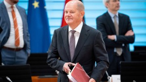 Bund hält weitere 148 Milliarden Euro bereit