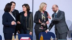 SPD verkündet Einigung auf Zuwanderungsgesetz