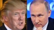 Trump lobt Putin nach Verzicht auf Gegensanktionen