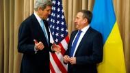 Brisante Krisendiplomatie