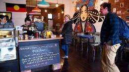 """Australisches Café mit """"Männer-Aufschlag"""" macht dicht"""