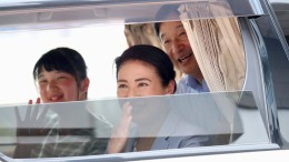 Der Kaiser fährt Toyota