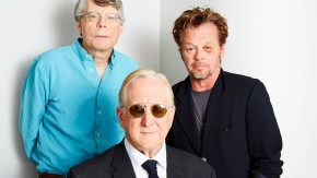 Stephen King, T Bone Burnett and John Mellencamp
