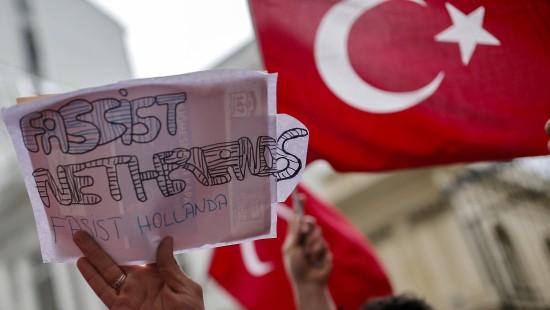 Türkei plant Sanktionen gegen die Niederlande