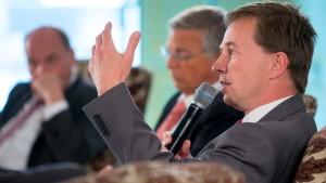 AfD-Chef Lucke bekennt sich zum Freihandel mit Amerika