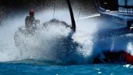 Der Traum hat sich in Luft aufgelöst: Anders als Titelverteidiger Peter Burling vom Team New Zealand wird beim nächsten America`s Cup keine Crew aus Malta an den Start gehen.