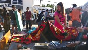 Tote bei Erdbeben auf indonesischer Ferieninsel
