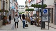 Kartellamt kämpft für die Innenstädte