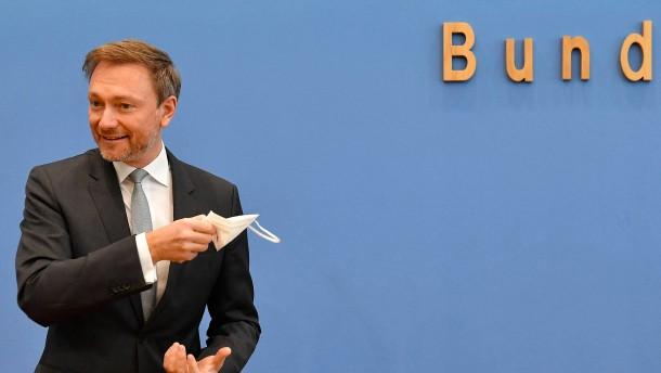 Lindner: Ampel im Bund stark spekulativ