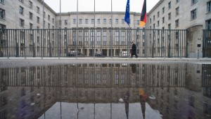 Sprengstoff im Finanzministerium kam aus Griechenland