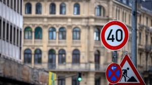 Wiesbadener Tempolimit-Beschluss rechtswidrig