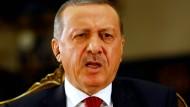 Erdogan lässt türkische Abschuss-Piloten festnehmen