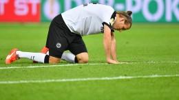 Alex Meier abermals operiert: Comeback nicht in Sicht