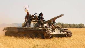 Neue Offensive gegen Islamischen Staat