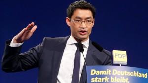 Rösler eröffnet Lager-Wahlkampf gegen SPD und Grüne