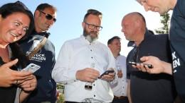 Däne wird erster Oberbürgermeister ohne deutschen Pass