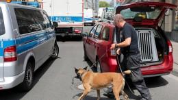 Polizei nimmt Gefährder fest