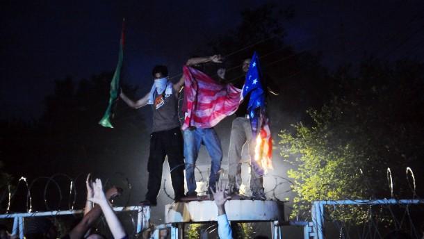 Unruhen in islamischen Ländern dauern an