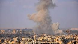 Syrische Armee erobert letzte Großstadt vom IS zurück