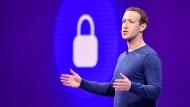 Klare Worte vom Facebook-Chef Zuckerberg