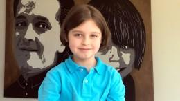 Dieser Achtjährige hat schon Abitur