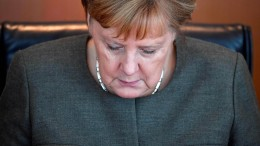 Merkels Monster