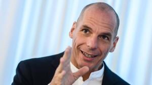 Varoufakis will in Deutschland zur Europawahl antreten