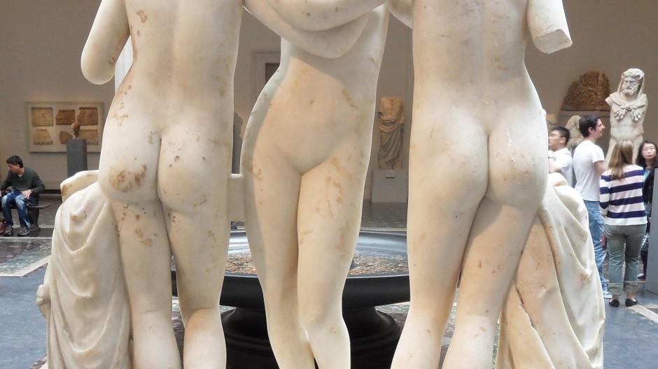 Im Hinterland der Kunst: Bildhauer haben nicht erst neuerdings spezielle ästhetische Präferenzen.