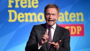 """""""Christian Lindner hat den Preis sehr in die Höhe getrieben"""""""