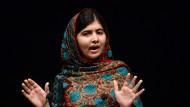 Malala besucht ihre Heimat