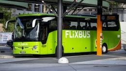 Flixbus und Flixtrain fahren vom 3. November an nicht mehr
