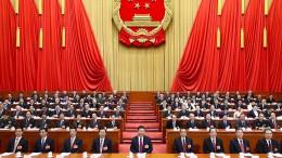 China schafft Super-Überwachungsbehörde