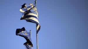Koalition streitet über Aufschub für Griechen
