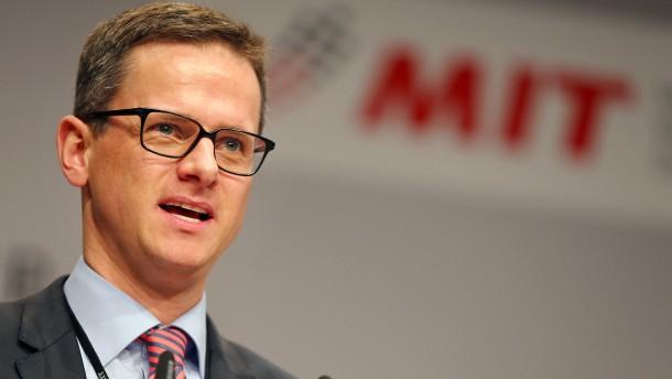 CDU-Wirtschaftsflügel will Steuererhöhungen ausschließen