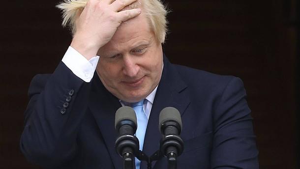 Johnson fordert weitgehende Zugeständnisse der EU