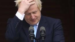 Britische Regierung fürchtet Engpässe und Unruhen