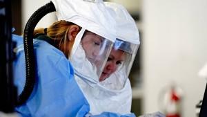 Erstmals mehr als 90.000 Neuinfektionen in den Vereinigten Staaten
