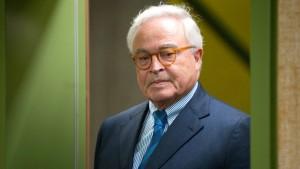 Anklage gegen  Deutsche Bank erwartet