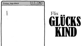 """Comic """"Glückskind"""" von Flix: Sie sind genial, Glück!"""