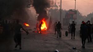 Mehr als 100 Tote im Irak