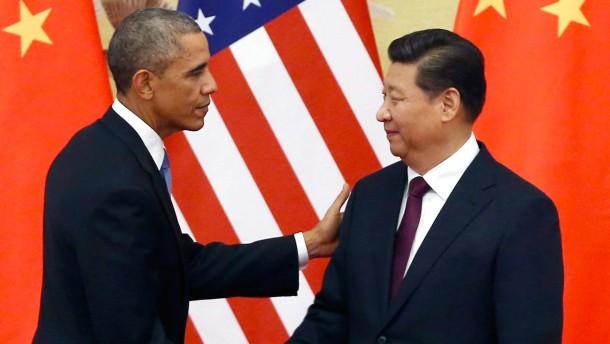 Obama plant Cyberwar-Abkommen mit China