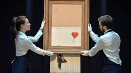 """""""Wie hat Banksy das angestellt?"""""""