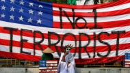Proteste gegen Obama
