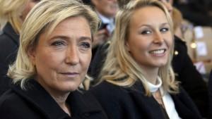 Trumps Ideologie kommt aus Frankreich