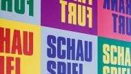 """""""Alles was zählt"""" im Schauspiel Frankfurt: Musikhochschulstudenten singen Lieder über Geld."""