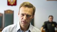(K)ein freier Mann: Alexej Nawalnyj (Archivfoto)