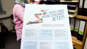 Viel weniger freiwillige Rückkehrer aus Deutschland