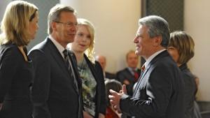 Bundesrechnungshof kritisiert Ausgaben für Altpräsidenten