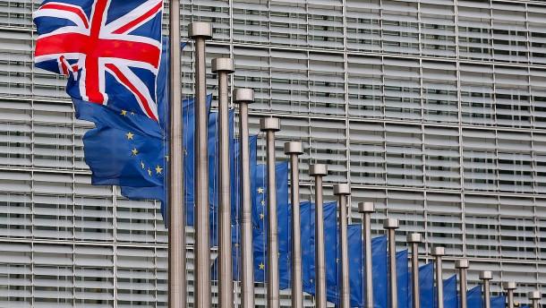 Briten wollen von EU-Regulierung abweichen