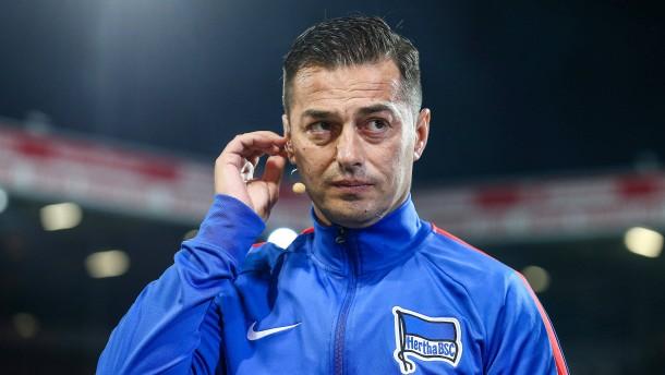 War es das für Hertha-Trainer Ante Covic?